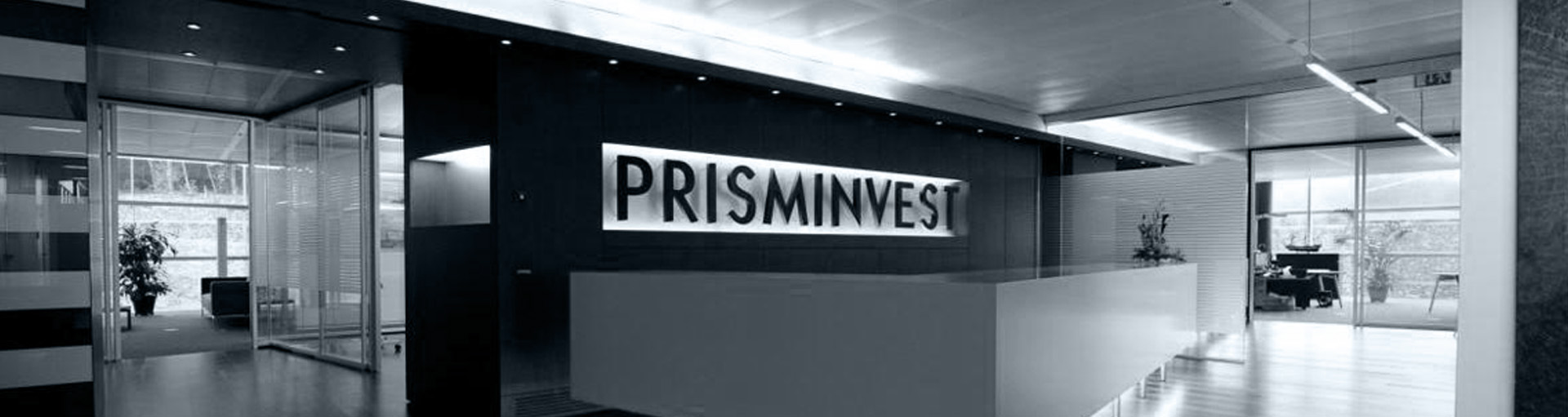 Prisminvest's offices