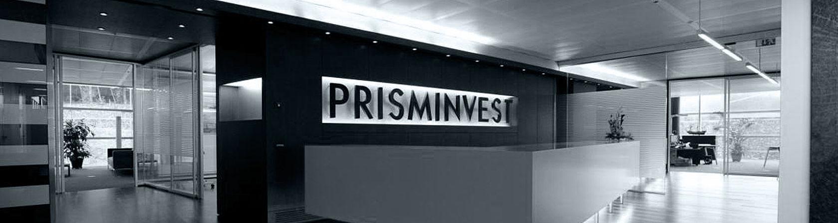 Prisminvest's offices